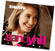 Debut Album Tickled Pink by Sandy Hill